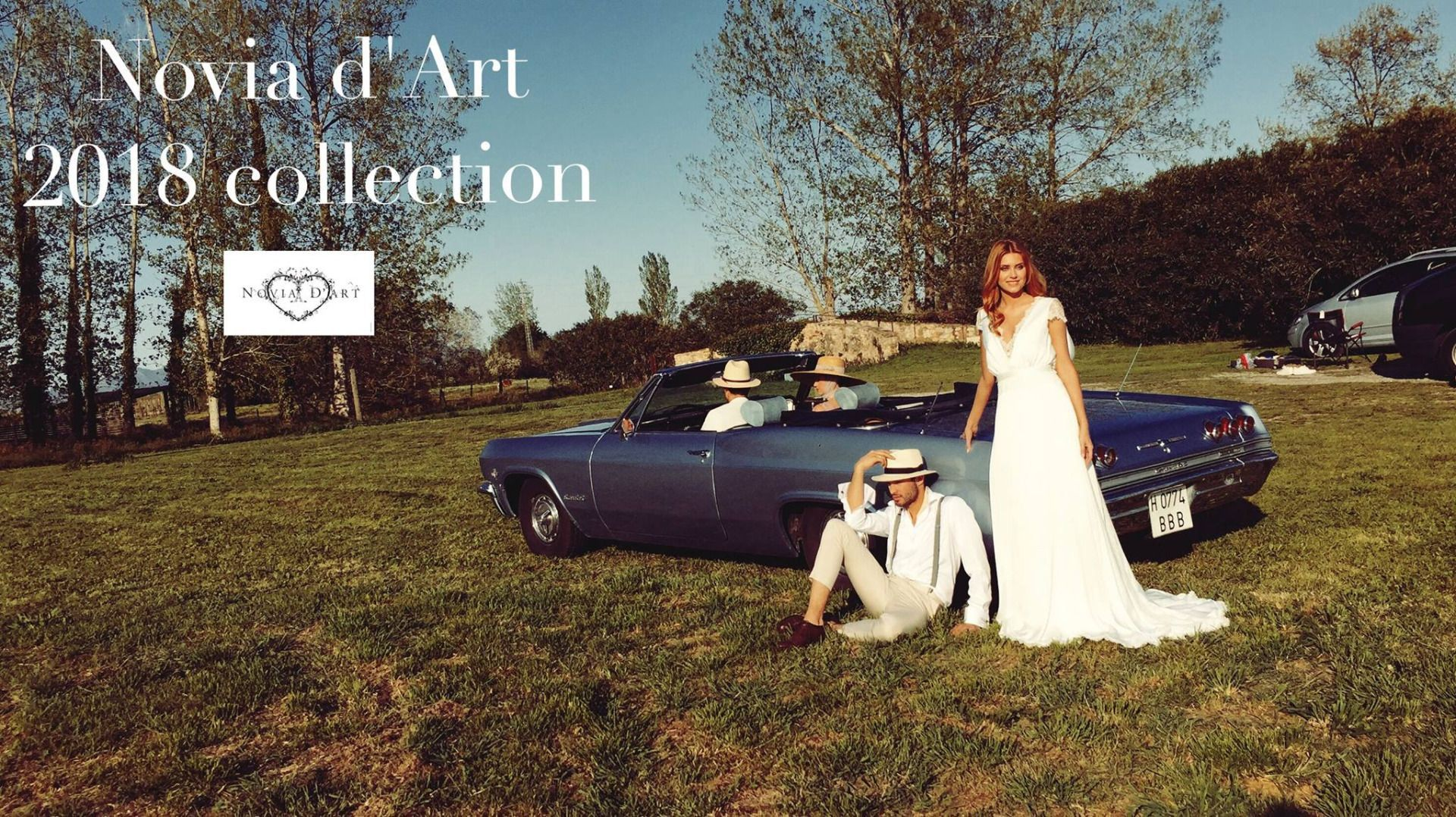 Novia D,Art collectie 2018