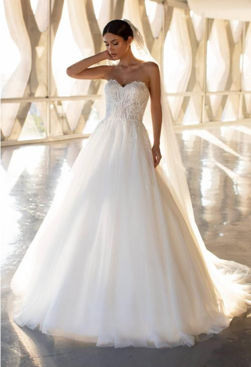 Pronovias Parrish trouwjurk