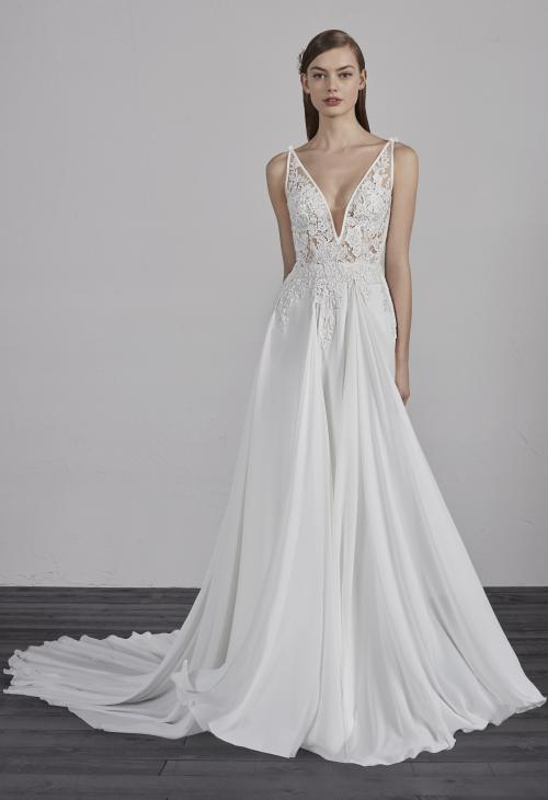 Pronovias Escala trouwjurk