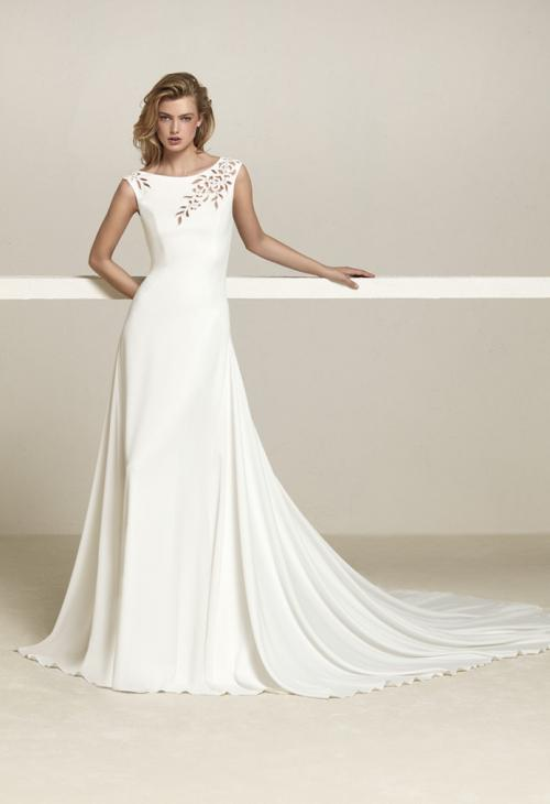 Pronovias Dreni Valkengoed Wedding Fashion