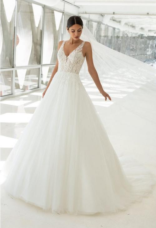 Pronovias Powell trouwjurk
