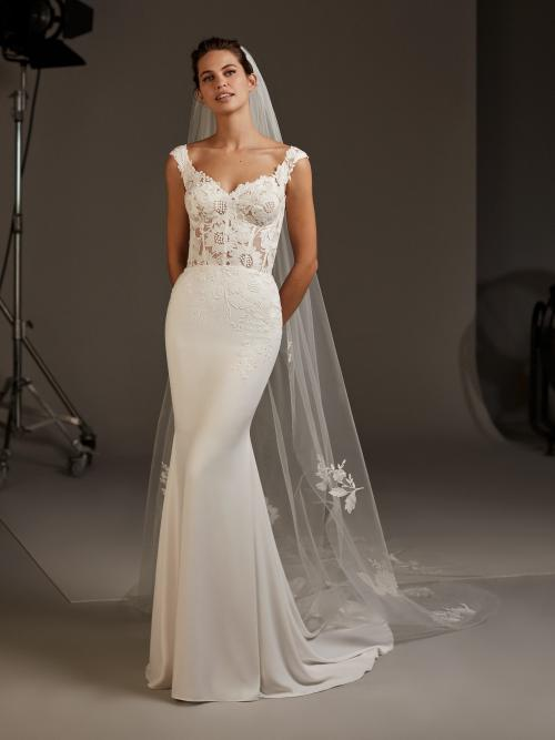 Pronovias Atlas trouwjurk