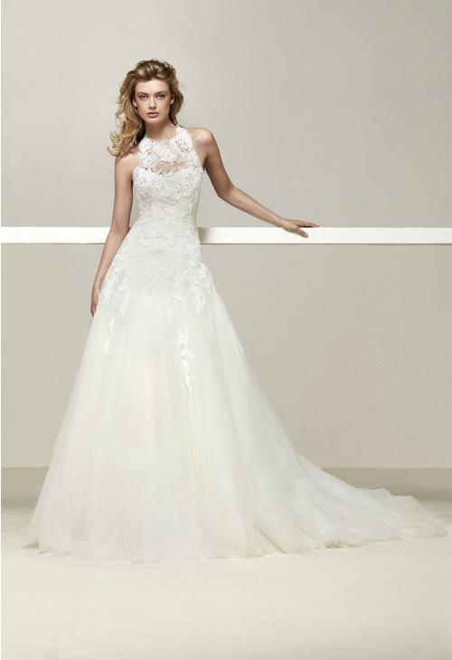 Pronovias Drisara Valkengoed Wedding Fashion