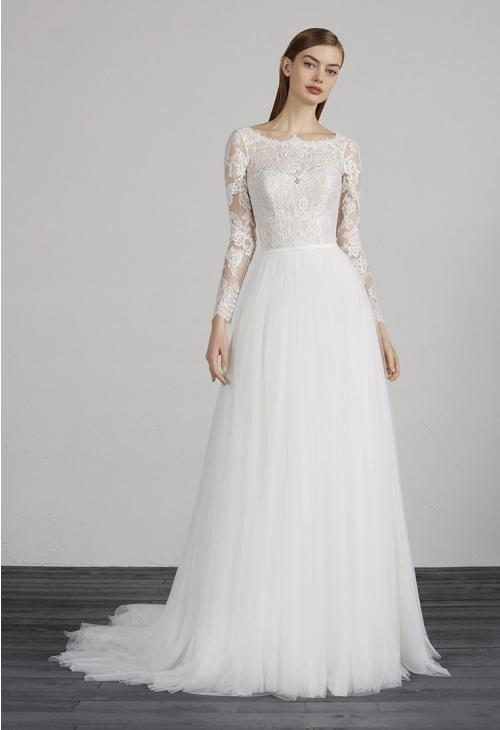 Pronovias Misouri trouwjurk