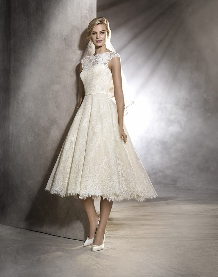 trouwjurk Pronovias OLGA a Art. 26532